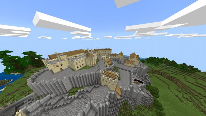 Millstone – Survival Camp | Minecraft PE Maps