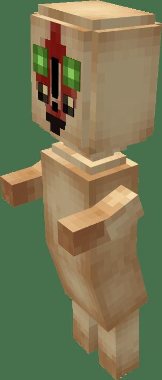 Scp Foundation Add On V3 The New Beginning 1 13 Minecraft