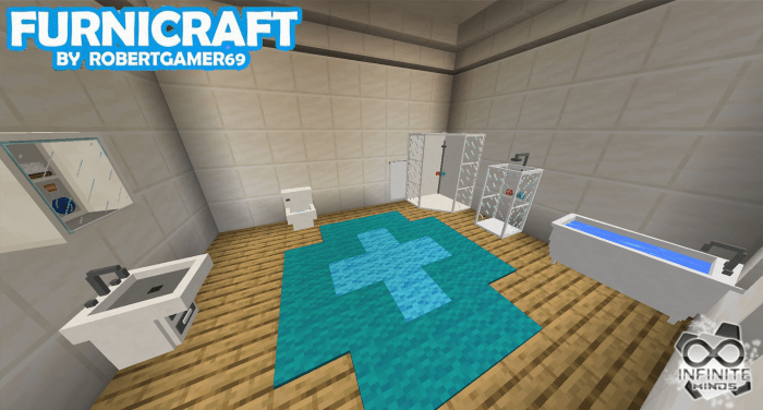 Furnicraft Addon | Minecraft PE Mods & Addons