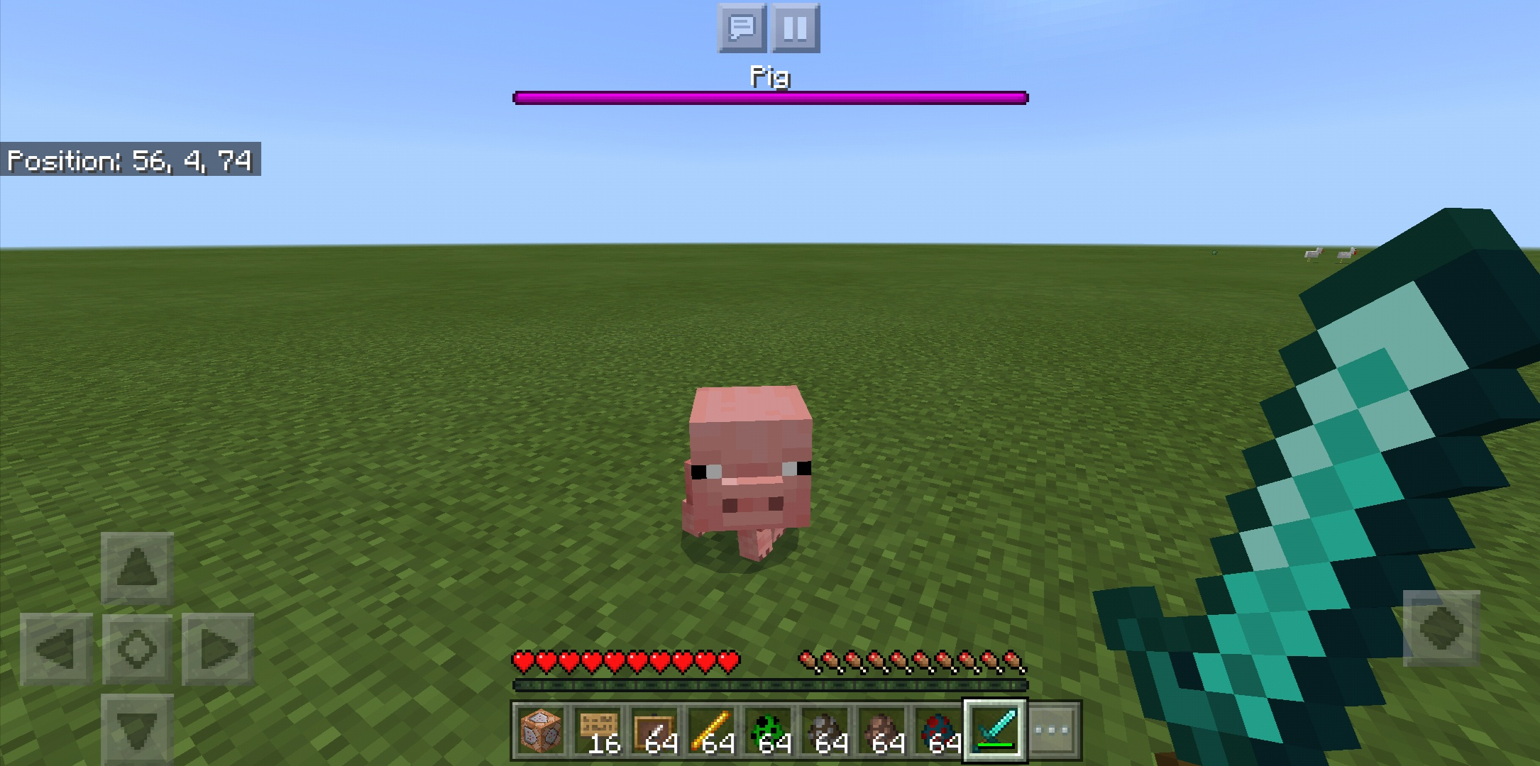 Show Hp Mod Add On 1 16 Minecraft Pe Mods Addons