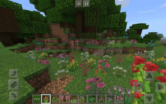 Flora Bedrock Add On Minecraft Pe Mods Addons