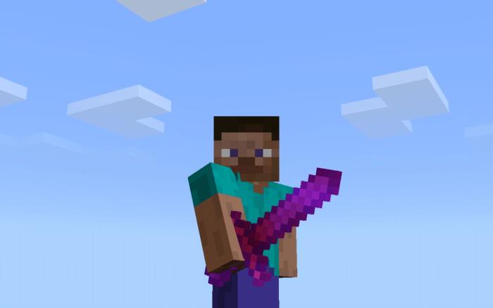 Bubbelpool Minecraft
