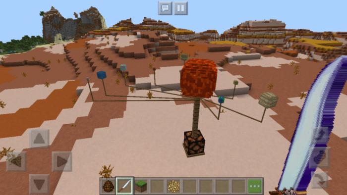 Solar System Model Add-on | Minecraft PE Mods & Addons