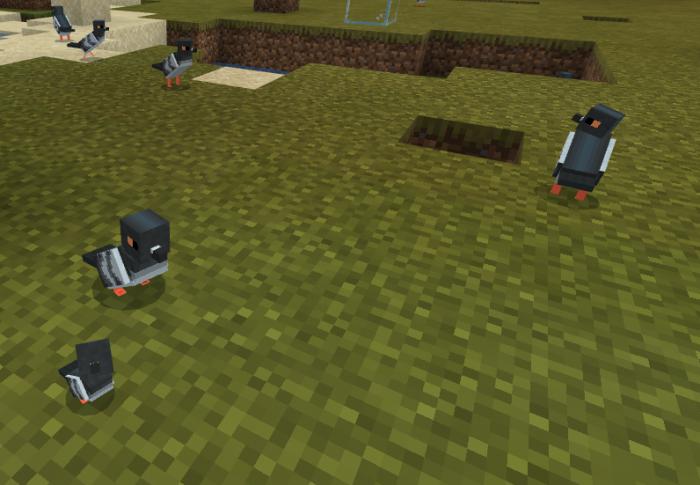 Billey's Mobs Add-on | Minecraft PE Mods & Addons