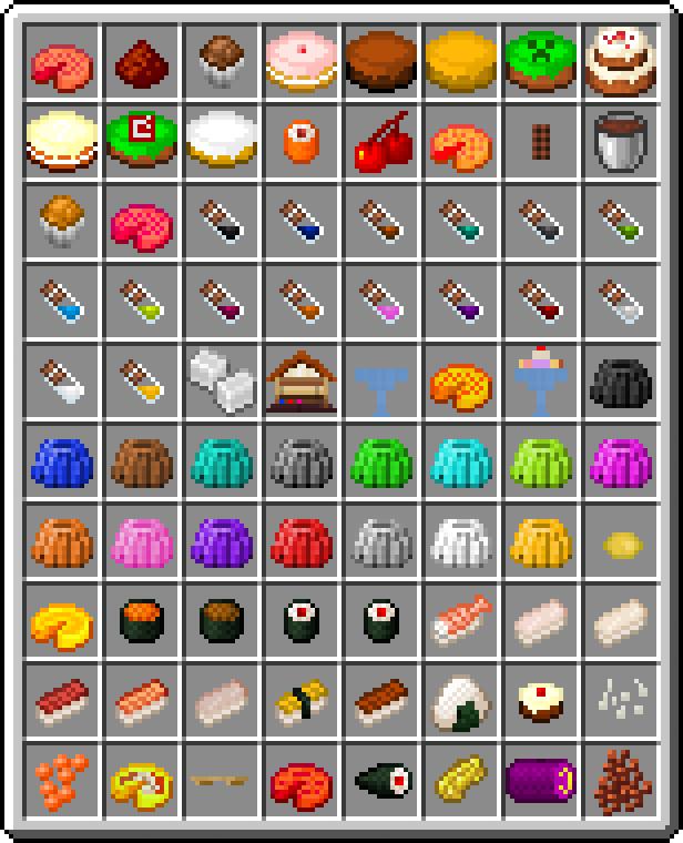 Food Add On Beta 1 12 0 9 Minecraft Pe Mods Addons