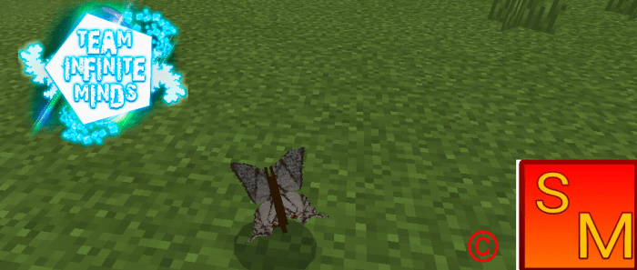 Butterfly Addon V2 2   Minecraft PE Mods & Addons