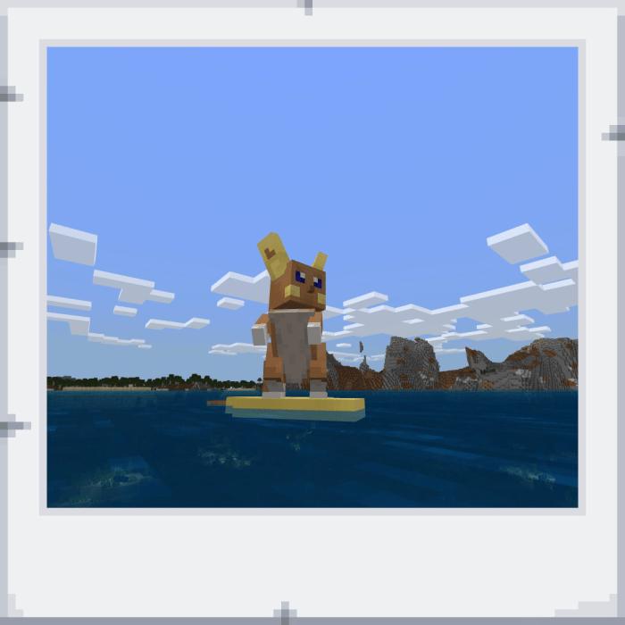Mcpe Bedrock Pikachu And Eevee V3 5 Pokemon Add On Minecraft Addons Mcbedrock Forum