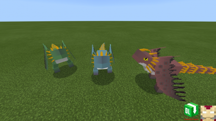 How To Train Your Dragon Add-on | Minecraft PE Mods & Addons