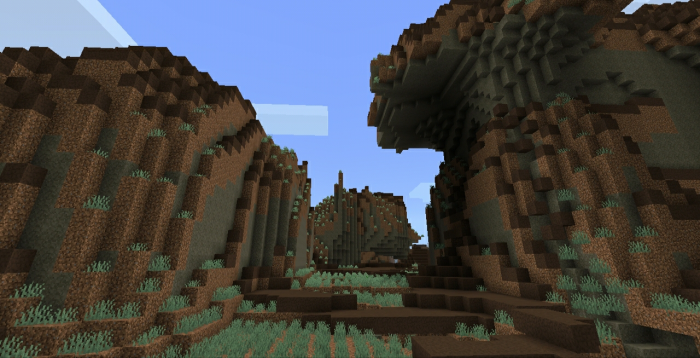 Magnificent Biomes Add-on (1 12 beta) | Minecraft PE Mods