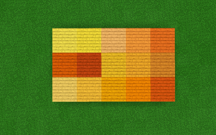 More Color Planks Addon 1 16 Minecraft Pe Mods Addons