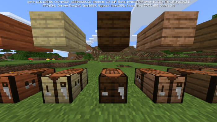 More Crafting Tables Addon (Updated) | Minecraft PE Mods ...