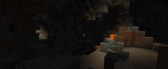 Crazy Caves - Bedrock 1.16+ [Realms Support] Minecraft Mod