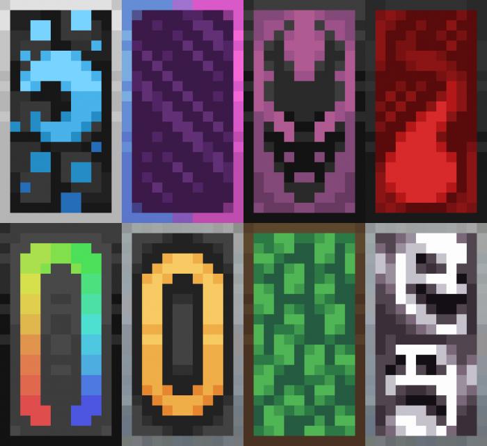 Gl17 S Custom Shields 1 Minecraft Pe Mods Addons
