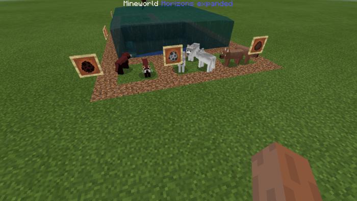 Mineworld V1 1 Add-on | Minecraft PE Mods & Addons
