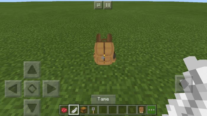 Backpacks Add-on   Minecraft PE Mods & Addons