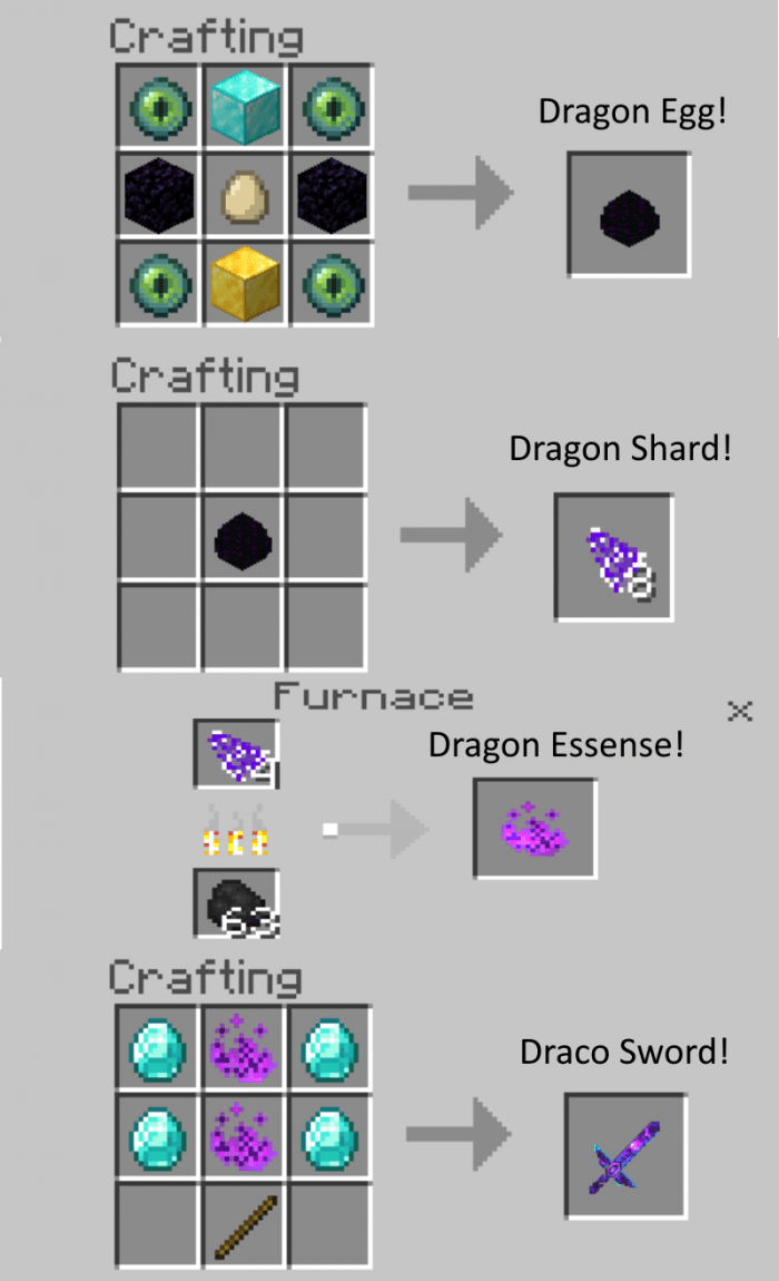 Draco Craft By Simple Craft Minecraft Pe Mods Addons
