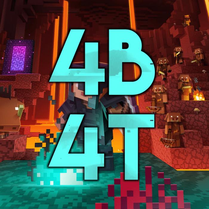 4B4T  Cross Platform 1 16 Minecraft PE Servers