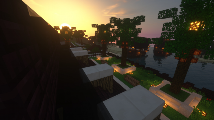 LibertyLand Network | Minecraft PE Servers