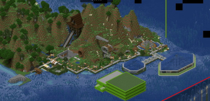EarthVision gt Bedrock Minecraft PE Servers
