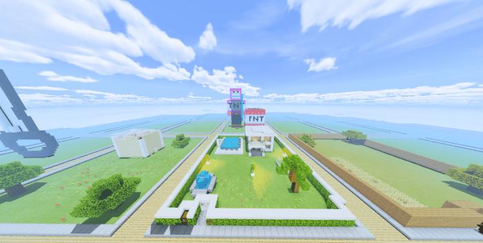 Glitchtnt Bedrock Server | Minecraft PE Servers