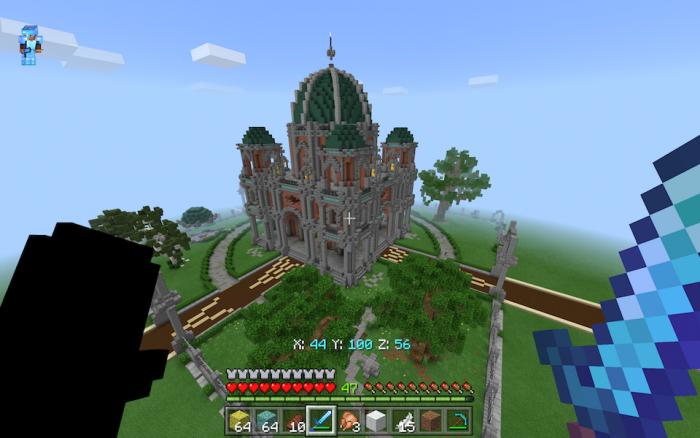 Citybuild Plot Survival Server Minecraft Pe Servers