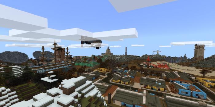 Mineout – Post Apocalyptic Minecraft Bedrock Server