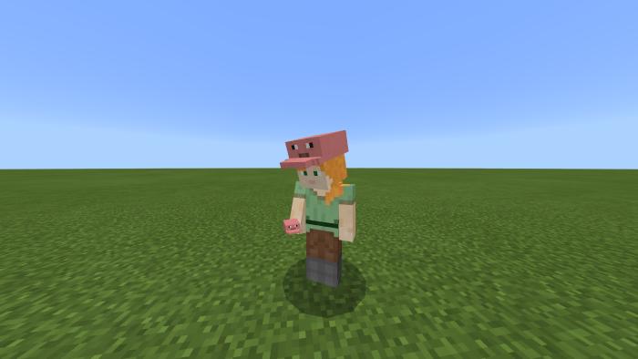 Мод на шляпы в майнкрафт 1.8