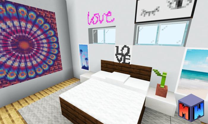 VSCO Paintings Pack Minecraft PE Texture Packs
