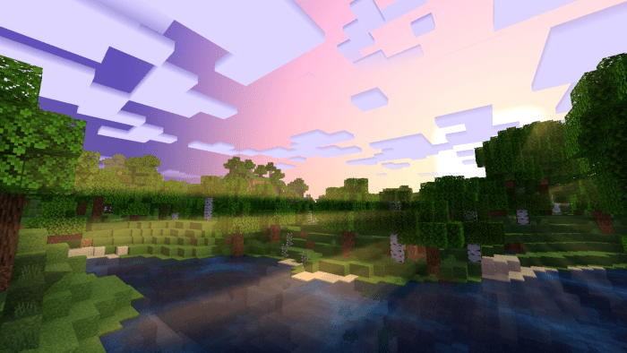 Estn Shaders Official Release Minecraft Pe Texture Packs