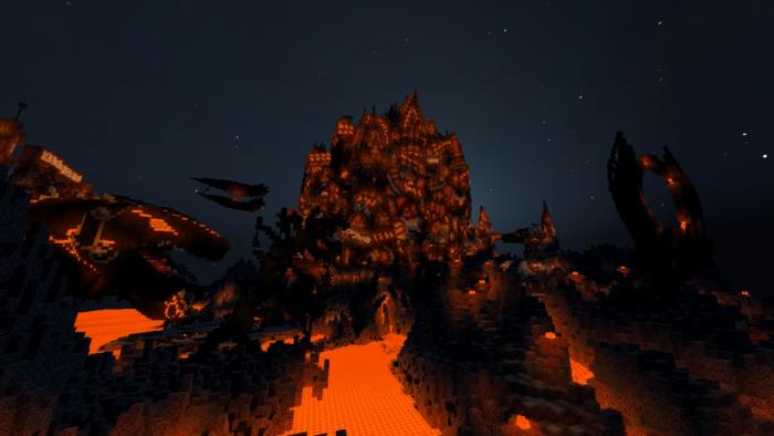 "EVO Shader Mod V1 2 ""REAL ENGINE"" (Shader) | Minecraft PE Texture Packs"