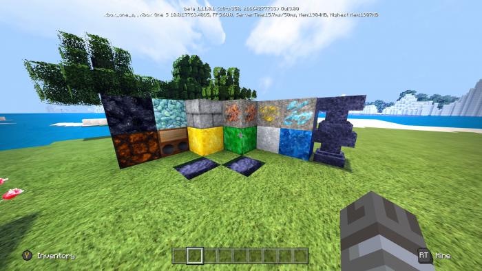Xbox One Shader By NightwalkerLots | Minecraft PE Texture Packs