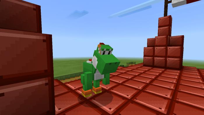 New Super Mariocraft 16 16 1 16 Compatible Minecraft Pe Texture Packs
