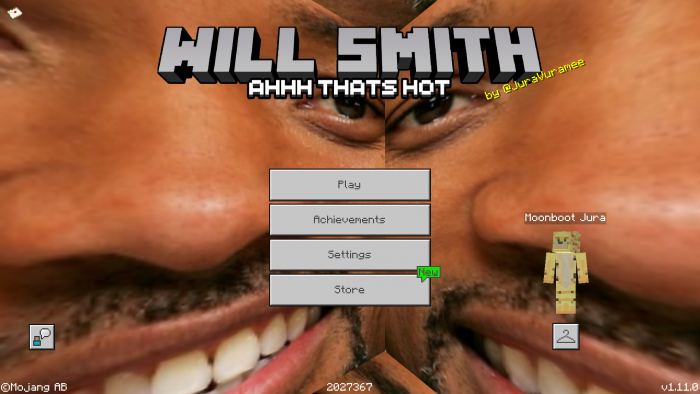 Will Smith Hd Textures Work In Progress Minecraft Pe Texture Packs