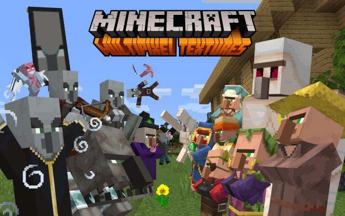 Multipixel Texture Pack Minecraft Pe Texture Packs