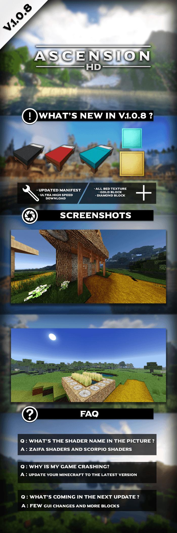 Le texture pack le plus réaliste de minecraft BE ? - Minecraft-Bedrock.fr