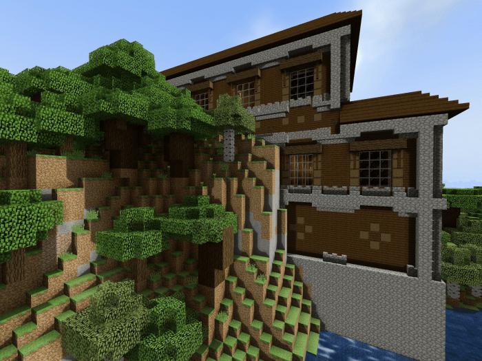 ESBE 2G Shader | Minecraft PE Texture Packs