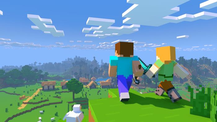 Bare Bones Texture Pack BE | Minecraft PE Texture Packs