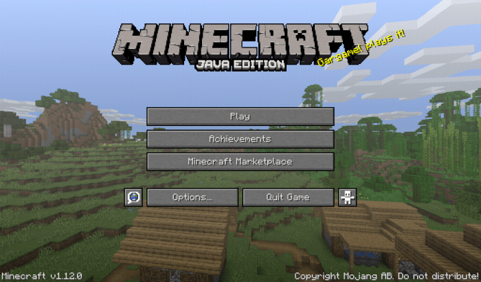 Java Ui 1 4 Official Minecraft Pe Texture Packs