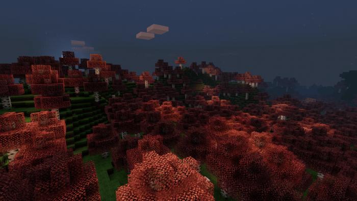 Cherry Blossom Leaves Minecraft Pe Texture Packs