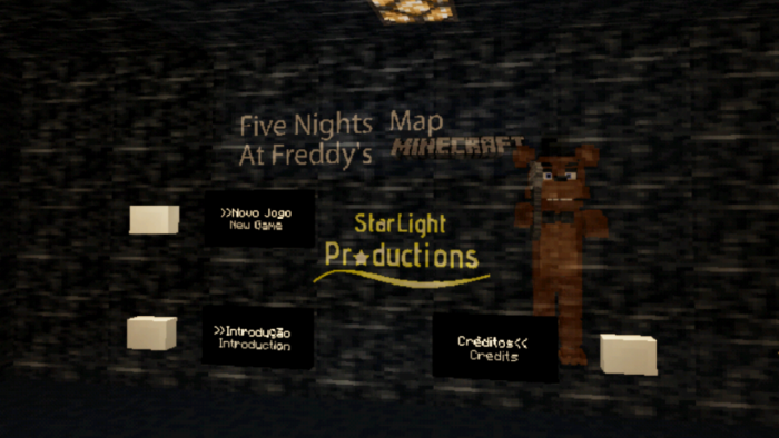 Five Nights at Freddy's 1 Map | Minecraft PE Maps