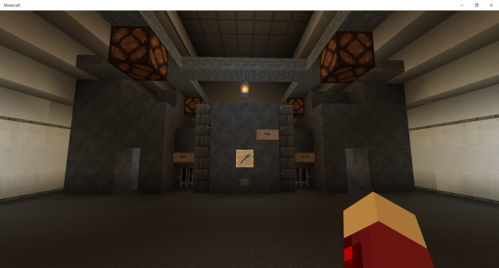 SCP: Containment Breach Minecraft Bedrock Remake v0 6 3 1