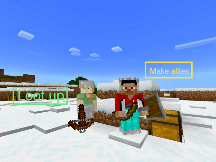 Raid Royal [PvP]   Minecraft PE Maps