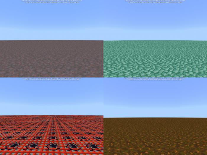 Akihiro Akagis Custom Flat Worlds Minecraft Pe Maps