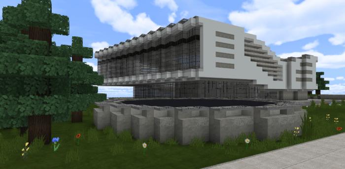 New Avengers Facility | Minecraft PE Maps