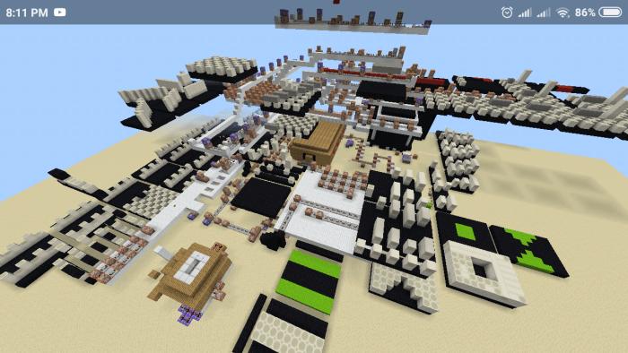 Undertale Sans Fight | Minecraft PE Maps