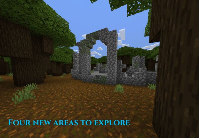 Flatlands Survival | Minecraft PE Maps