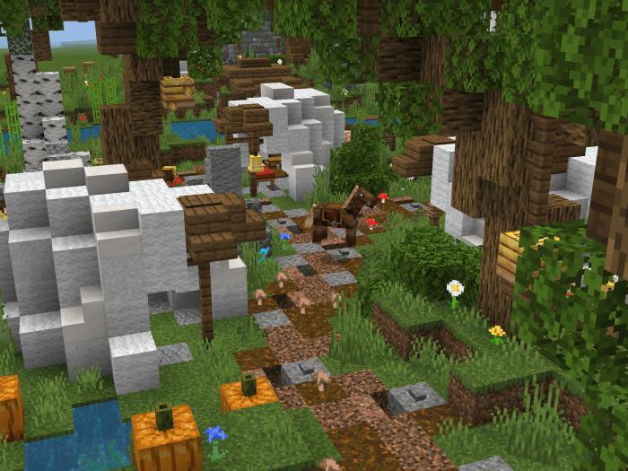 Campville Survival Spawn Minecraft Pe Maps