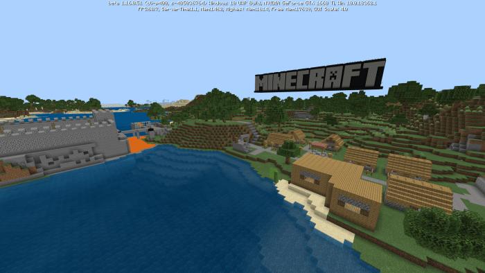 minecraft castle tutorial world