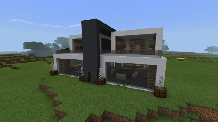 Survival Base Minecraft Pe Maps