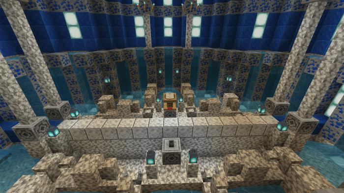 The Heart Of The Sea A Minecraft Escape Room Minecraft Pe Maps